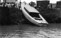 תמונה של תל אביב 1939 - העלאת סירה | תמונות
