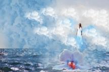 תמונה של אשה בים  | תמונות