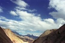 תמונה של עננים במידבר | תמונות