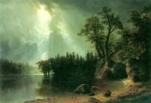 תמונה של Albert Bierstadt 041 | תמונות