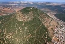 תמונה של הר תבור  mount Tabor   תמונות
