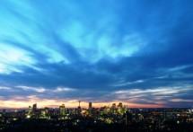 תמונה של שמיים מעל סידני | תמונות