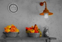 תמונה של תאורת הפירות   תמונות