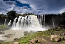 תמונה של מפלי הנילוס הכחול | תמונות