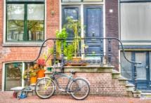 תמונה של מדרכות אמסטרדם | תמונות