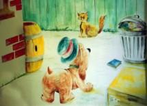 תמונה של ציור קיר | תמונות