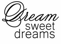 תמונה של Dream sweet dreams | תמונות