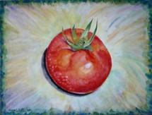 תמונה של עגבניה בשלה   תמונות