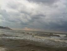 תמונה של ים חורפי | תמונות