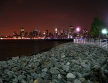 תמונה של לילה על העיר | תמונות