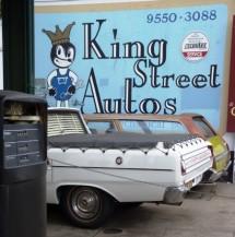 תמונה של king street | תמונות