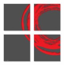 תמונה של עיגול אדום | תמונות