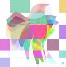 תמונה של ציפורים בחלון | תמונות