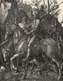 Knight Death Devil