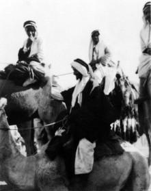 בית ג¶ירג¶ה 1940 גמלים