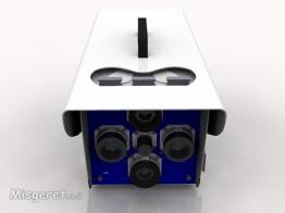 עיצוב מכשיר ראייה תרמי