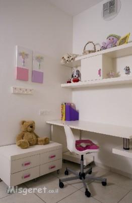 חדר לילדה
