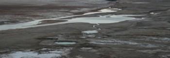 ים המלח באבסטרקט