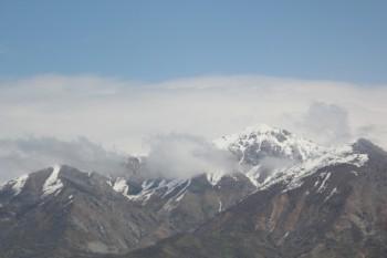 פסגות בעננים