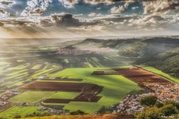מרבדים בעמק יזרעאל