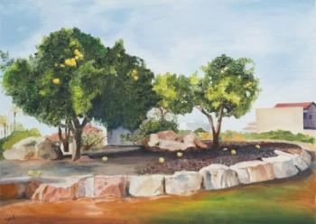 כיכר באבן יהודה