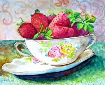 קערת תות שדה