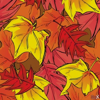 Leafs autumn up