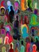 דמויות צבעוניות