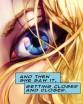 סטריפ קומיקס העין הכחו