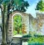 תמונה של כניסה לגן | תמונות