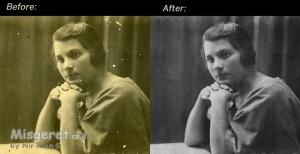 ריטוש תמונות ישנות  –ההיסטוריה חוזרת
