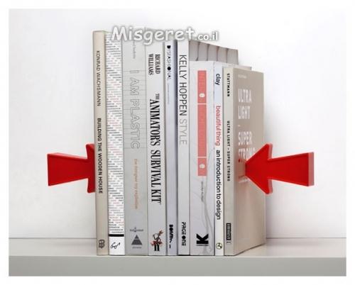 תומכי ספרים - חץ