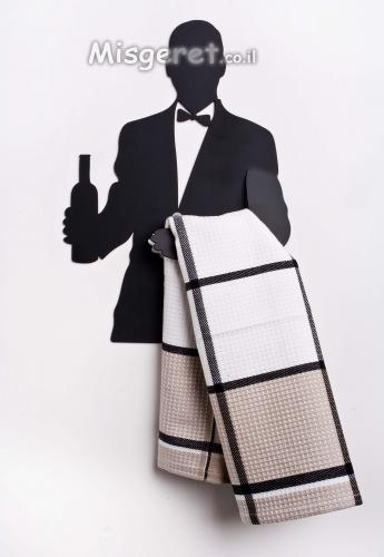 מתלה למגבת «מלצר יין«