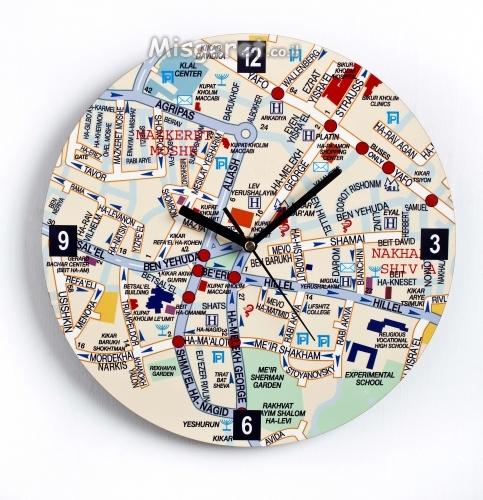 שעון «טליתא קומי«,י-ם