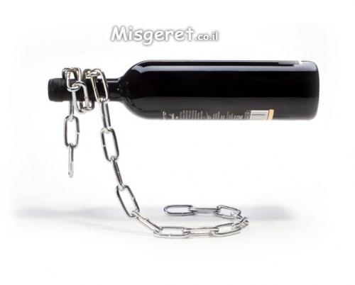 מעמד לבקבוק יין