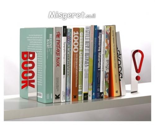 מעצור ספרים מראה