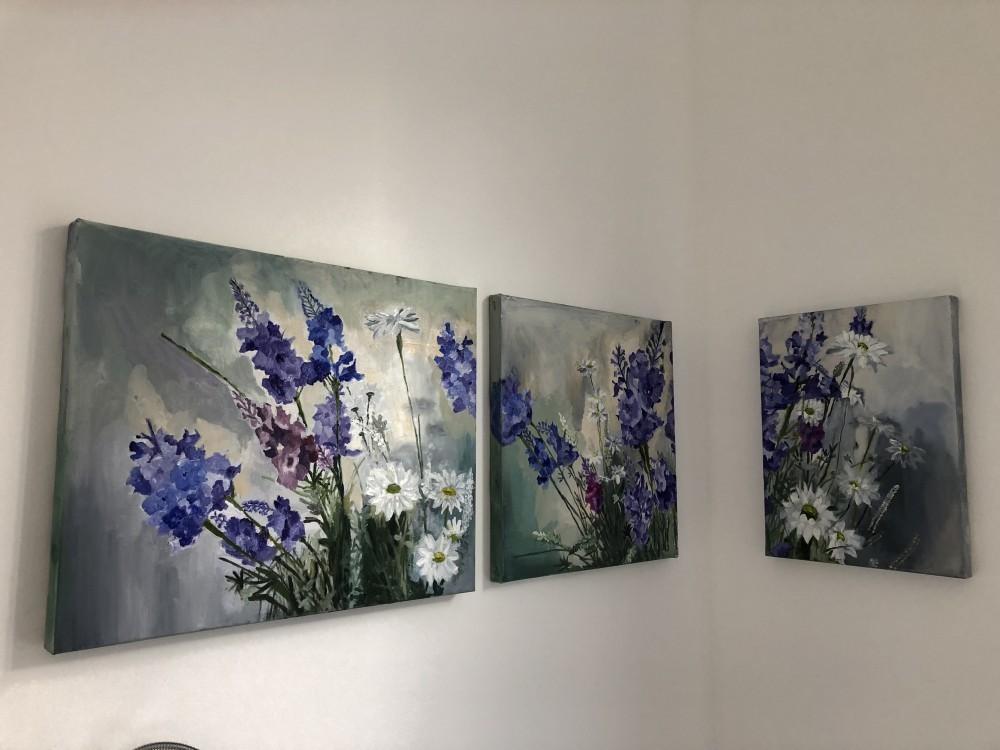 שלישיית פרחים