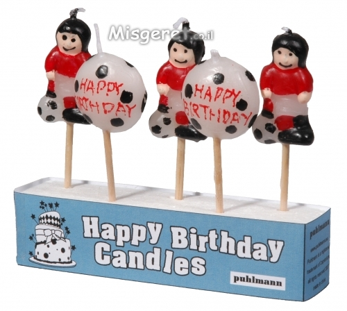 נרות יום הולדת