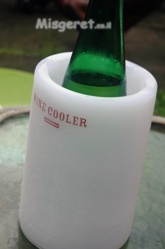 מתקן לקירור יין