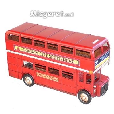 אוטובוס קומות לונדון