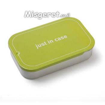 קופסת פח מתמגנטת