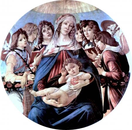 Botticelli Sandro 011