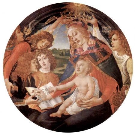 Botticelli Sandro 032
