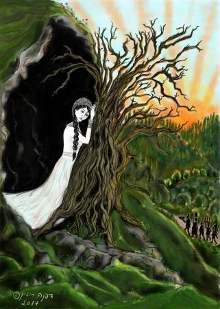 הר הכלה (סיפור עם דרוזי)