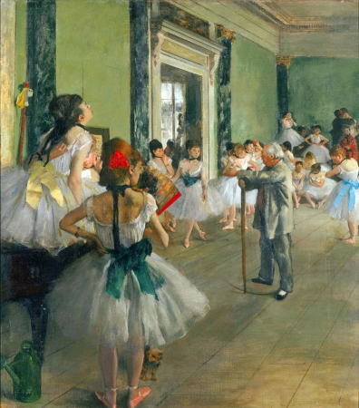 Edgar Degas 009