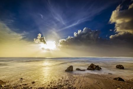 חוף קסום