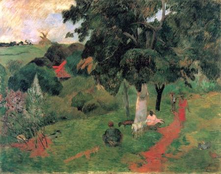 Paul Gauguin 021