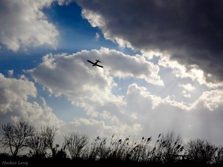 אופק מעונן