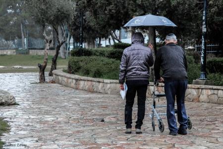 אל תשליכני לעת זקנה