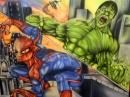 ספיידרמן והענק